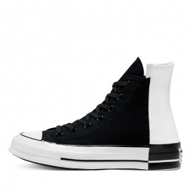 Black White Converse Chuck 70 High Rivals Edition Canvas Shoes