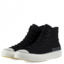 Carhartt WIP x Converse x GORE-TEX Chuck 70 High Tops Shoes Black