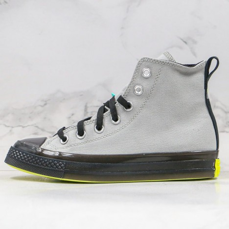 Chuck Taylor All Star CX Unisex High Top Gray yellow Shoes