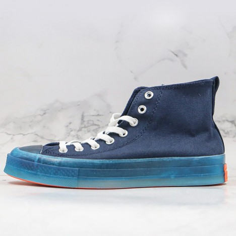 Chuck Taylor All Star CX Unisex High Top Obsidian Sail Blue Shoe