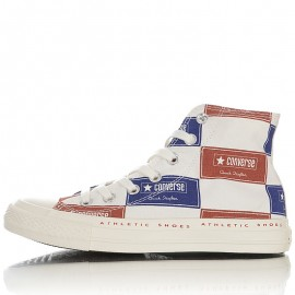 Chuck Taylor Converse All Star Bold Branding High Top