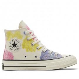 Converse Women Flower Power High Tops Shoes
