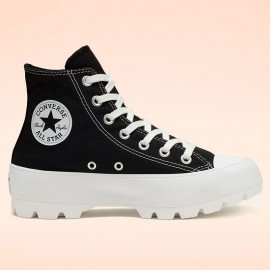 Converse Women Chuck Taylor All Star Lugged High Top Black
