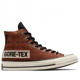 Converse Chuck 70 GTX Brown Hi Tops Sneaker