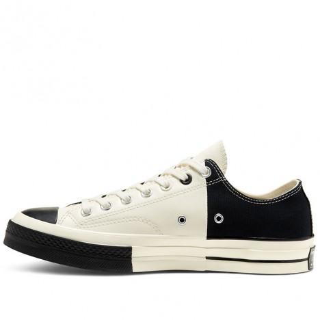 Converse Chuck 70 Rivals Ox Black White Low Top