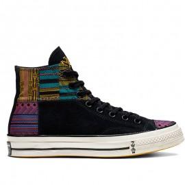 Converse Chuck Taylor 1970s Hi BHM Patchwork Black Shoes