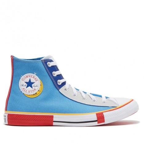 Converse Chuck Taylor All Star High Double Logo