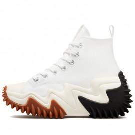 Converse Run Star Motion Platform White Shoes