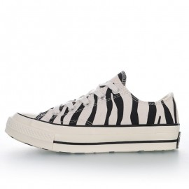 Converse 70s Zebra Archive Print OX Low Tops