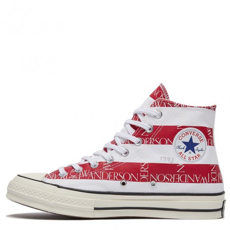 Converse 70s x JW Anderson Chuck 70 High Top Shoes