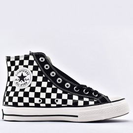 Converse All Star CT High Checkerboard Black White
