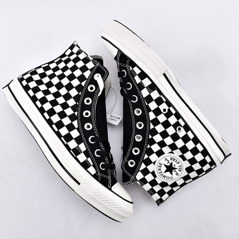 Converse All Star CT High Checkerboard