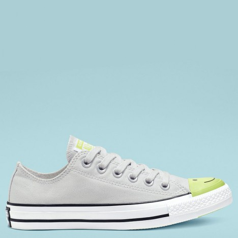 Converse All Star Carnival Colorblock Smile Low Top