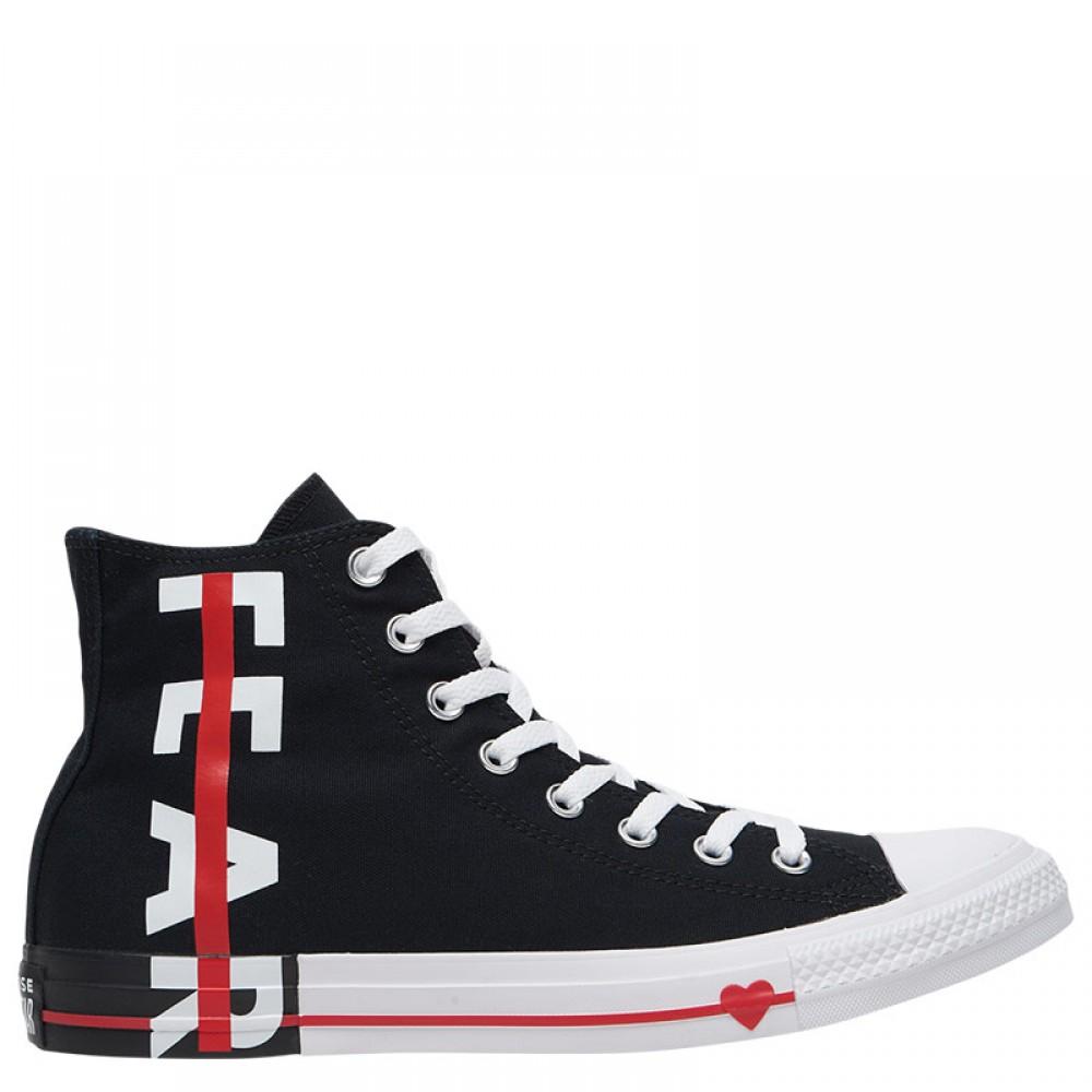 NEW Converse Chuck Taylor All Star 70 LOVE NO FEAR Wm's 7.5 High Top 563427C | eBay