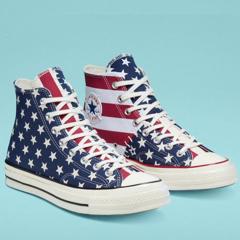 Converse American Flag Chuck 70 Restructured High Top