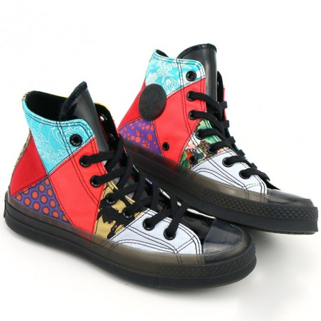 Converse Chinese New Year Patchwork Chuck 70 High
