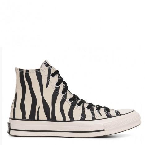 Converse Chuck 1970 Zebra High Tops