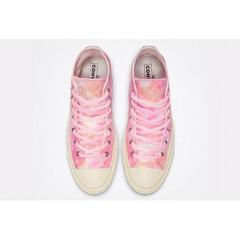 Converse Chuck 70 Beach Dye Pink High Top Womens Shoes