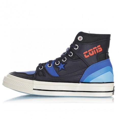 Converse Chuck 70 E260 High Black Royal Sneakers