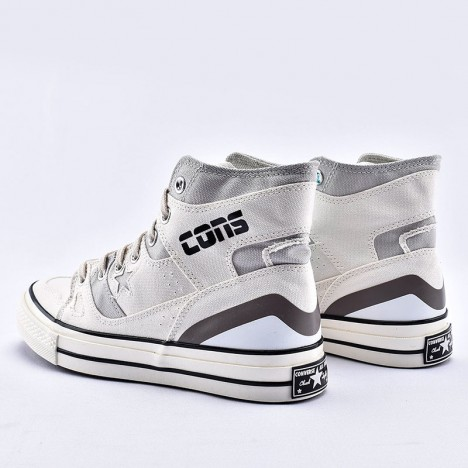 Converse Chuck 70 E260 Unisex High Top Shoes Beige