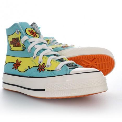 Converse Chuck 70 HI x Scooby Doo The Mystery Machine