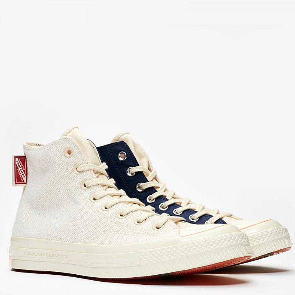 Converse Chuck 70 Hi x Footpatrol White