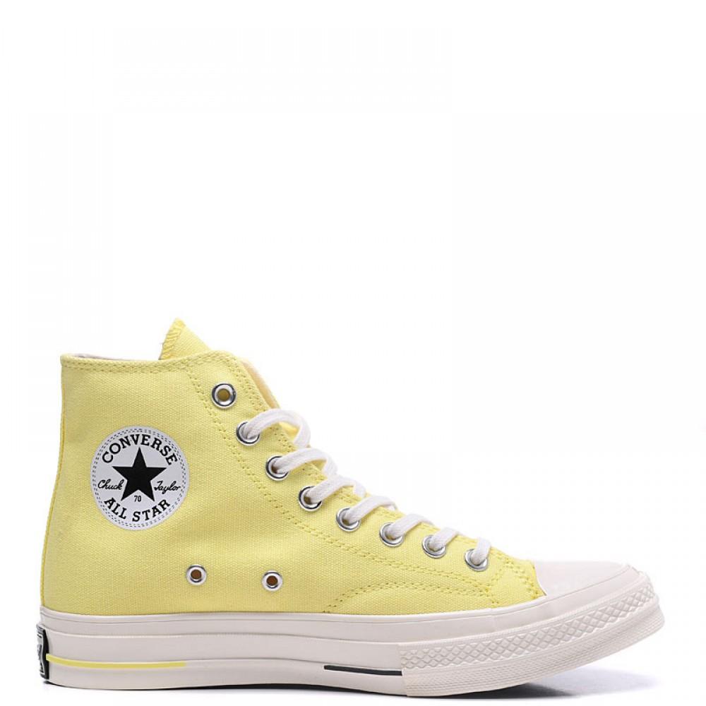 Converse Chuck 70 High Top 18SS Yellow
