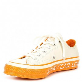 Converse Chuck 70 Low Top Love Graphic Orange