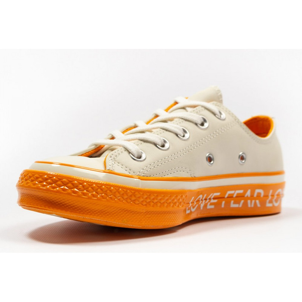Converse Chuck 70 Low Top Love Graphic