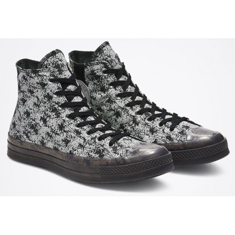 Converse Chuck 70 Translucent Midsole High Top Gray