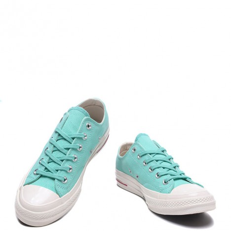 Converse Chuck 70s Brights Mint Blue Low Top
