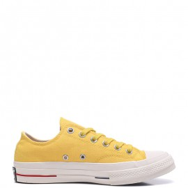 Converse Chuck 70s Heritage Court Low Top Yellow