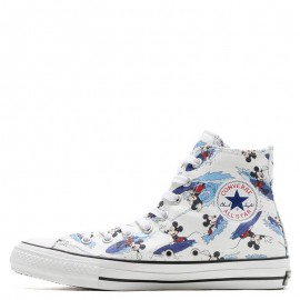 Converse Chuck Taylor 100 Mickey Mouse Surfin High