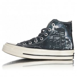Converse Chuck Taylor 1970 Ox Nautical Prep Black High