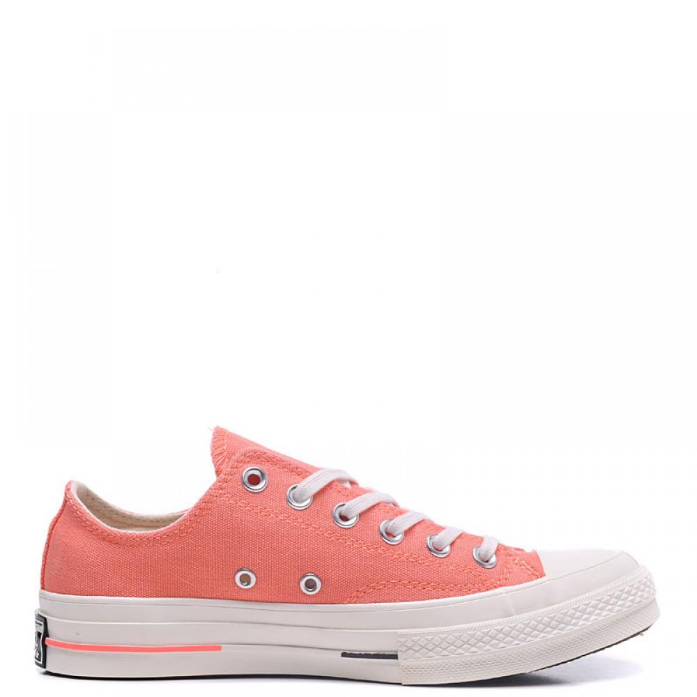 32da62a56e3d Converse Chuck Taylor 70 Canvas Brights Low Top Orange