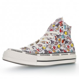 Converse Chuck Taylor 70s Cute Cartoon Print High Top Shoes
