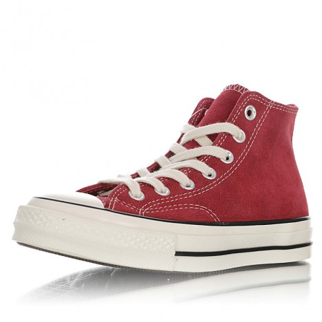 Converse Chuck Taylor 70s High Tops Suede Prime Red