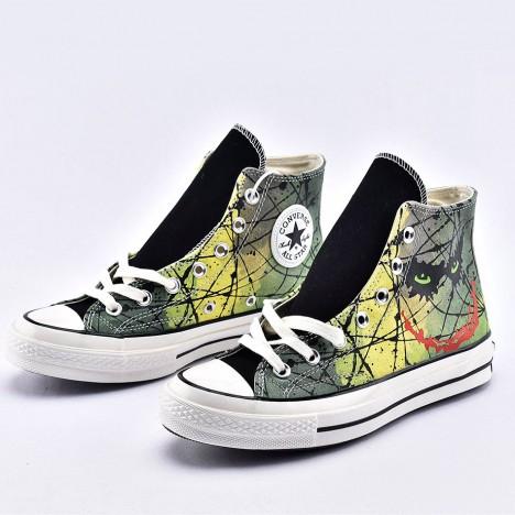 Converse Chuck Taylor 70s x Joker High Top Comics Shoes
