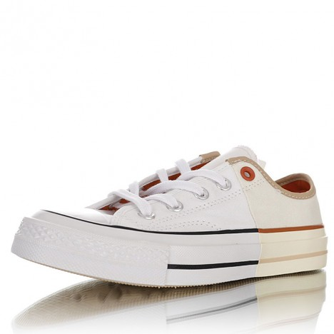 Converse Chuck Taylor All-Star 70s Hi Reconstructed Slam Jam White