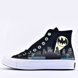 Converse Chuck Taylor All Star 1970s Batman Superhero Shoes