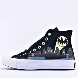Converse Chuck Taylor All Star 1970s Batman Superhero Shoes