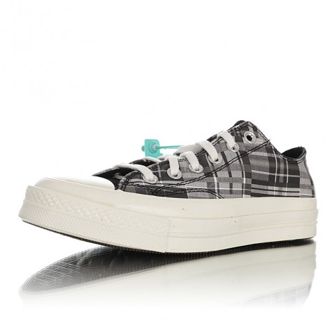 Converse Chuck Taylor All Star 70 Twisted Prep Woven Low Top Sneakers