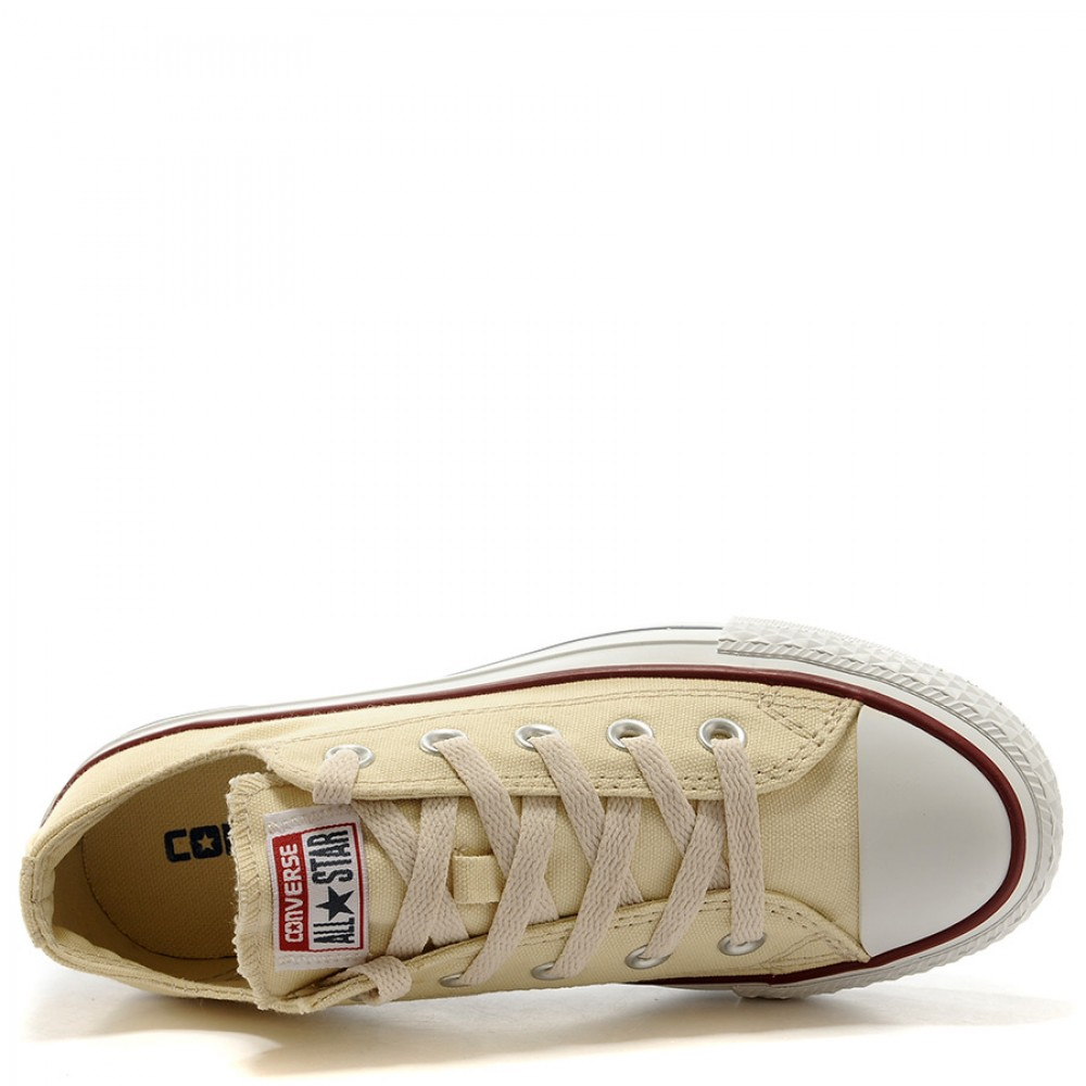 converse all star beige low