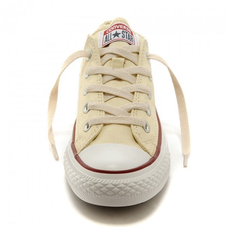 Converse Chuck Taylor All Star Beige Canvas Low Top