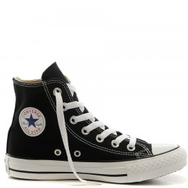 Converse Chuck Taylor All Star Black Canvas High Top