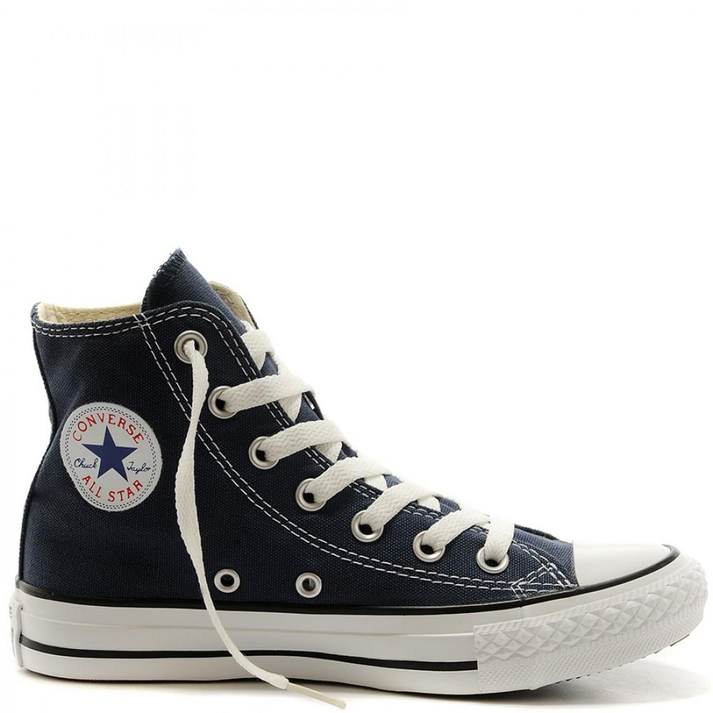 e68126e93527 Converse Chuck Taylor All Star Blue Canvas High Top