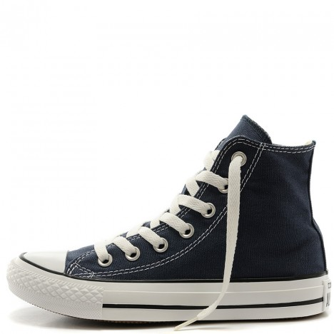 Converse Chuck Taylor All Star Blue Canvas High Top