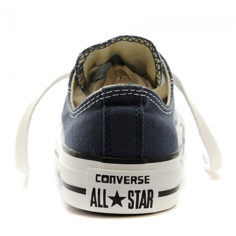 Converse Chuck Taylor All Star Blue Canvas Low Top