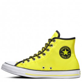 Converse Chuck Taylor All Star Boardies Fresh Yellow High Tops