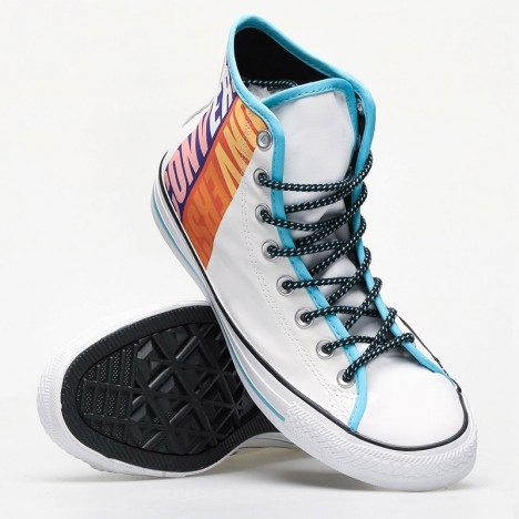 Converse Chuck Taylor All Star Boardies White High Tops